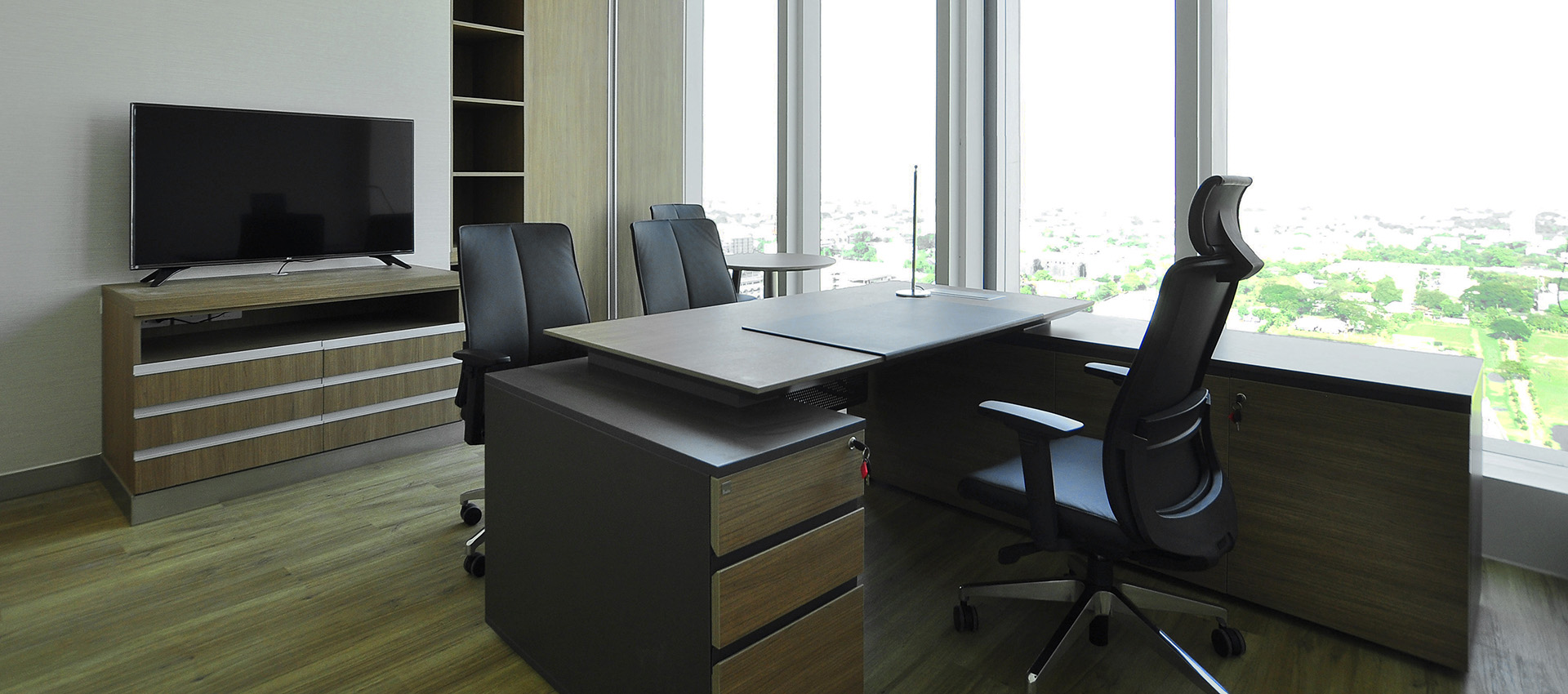 Executive Office Archives Practika