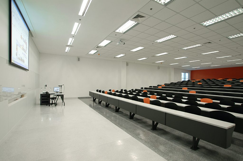 Lecture Room Practika Industrial Customized Office
