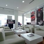 VOLKSWAGEN SHOWROOMS FURNITURE