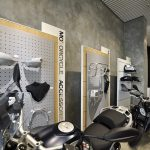 BMW Motorrad Thailand showroom furniture
