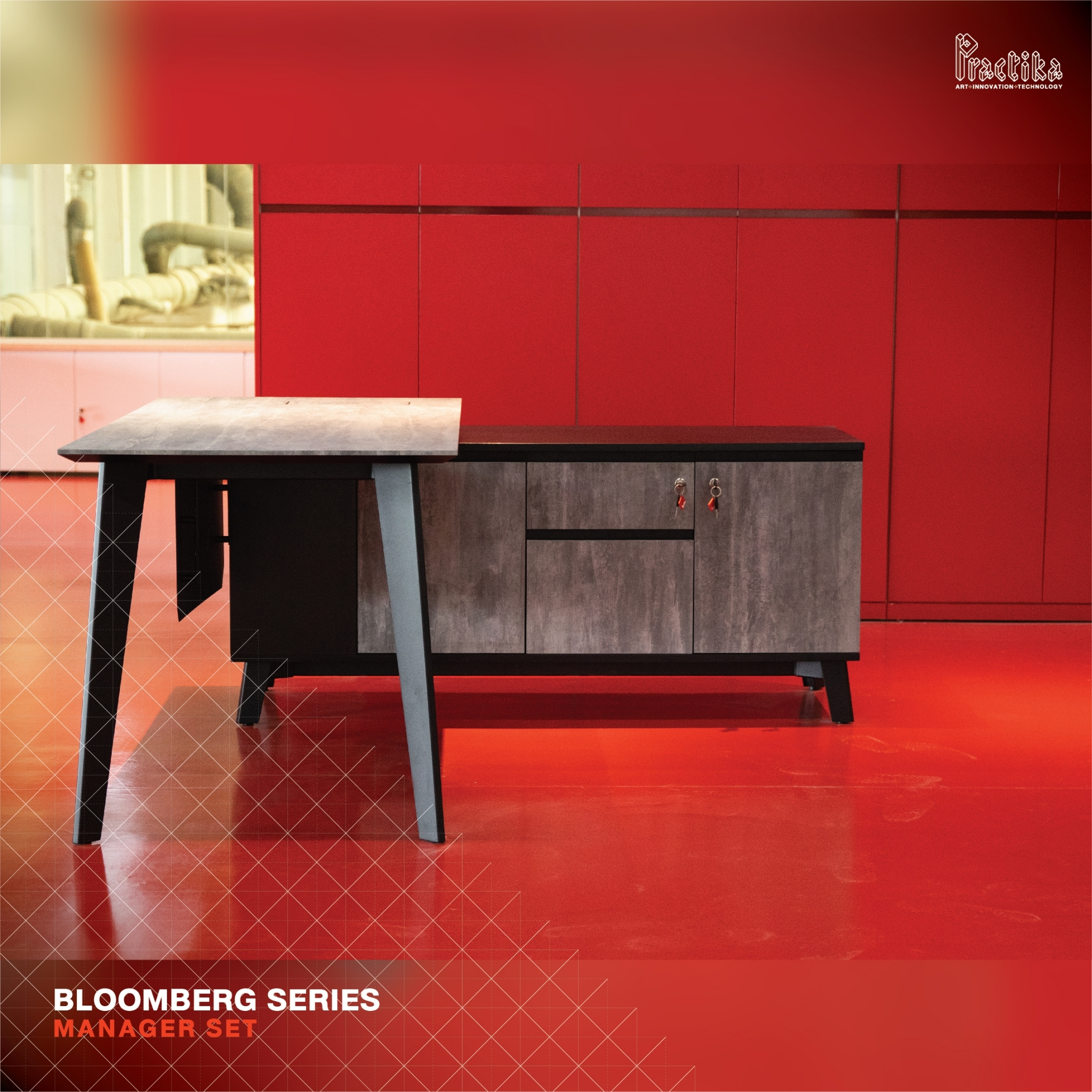 BLOOMBERG SERIES - MANAGER WORKSTATION